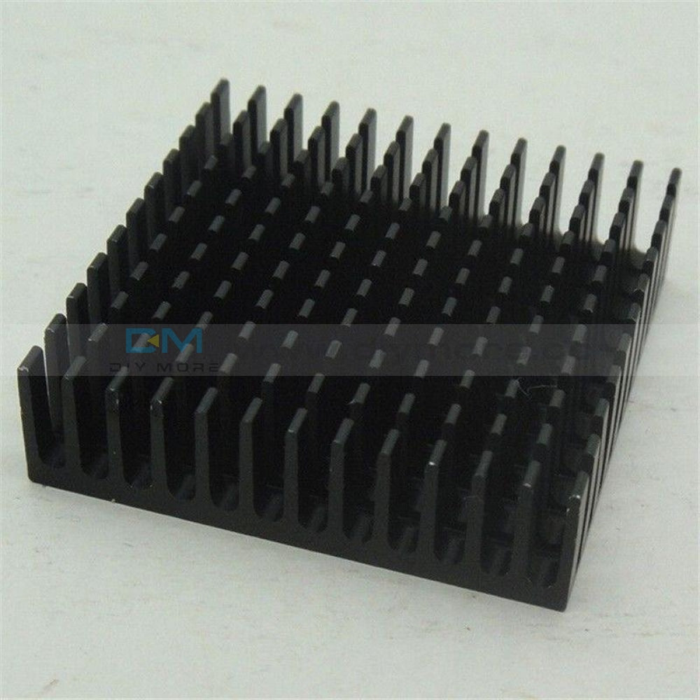 40X40X11 Aluminum Heatsink Cooling 40X40X11Mm Led Power Memory Chip Ic Transistor Tools
