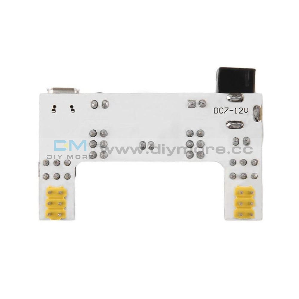 Micro Usb Mb102 White Breadboard Power Supply Module Dc7-12V For Arduino Bread Board