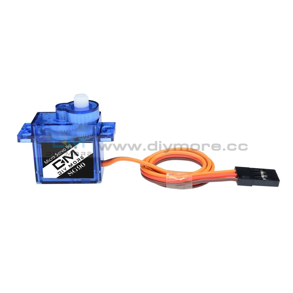 9G Sg90 Mini Micro Servo For Rc Robot Helicopter Airplane Car Boat Ca 1Pcs/5Pcs/10Pcs