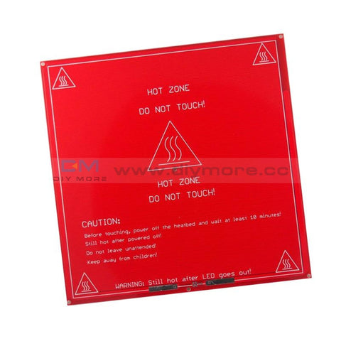 Reprap 3D Printer Pcb Heatbed Mk2A Heated Heat Bed For Mendel&prusa Printing