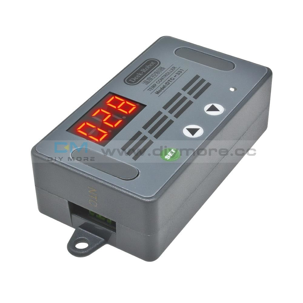 Dtc-331 Digital Led Display Thermostat Temperature Controller Ntc Probe Sensor