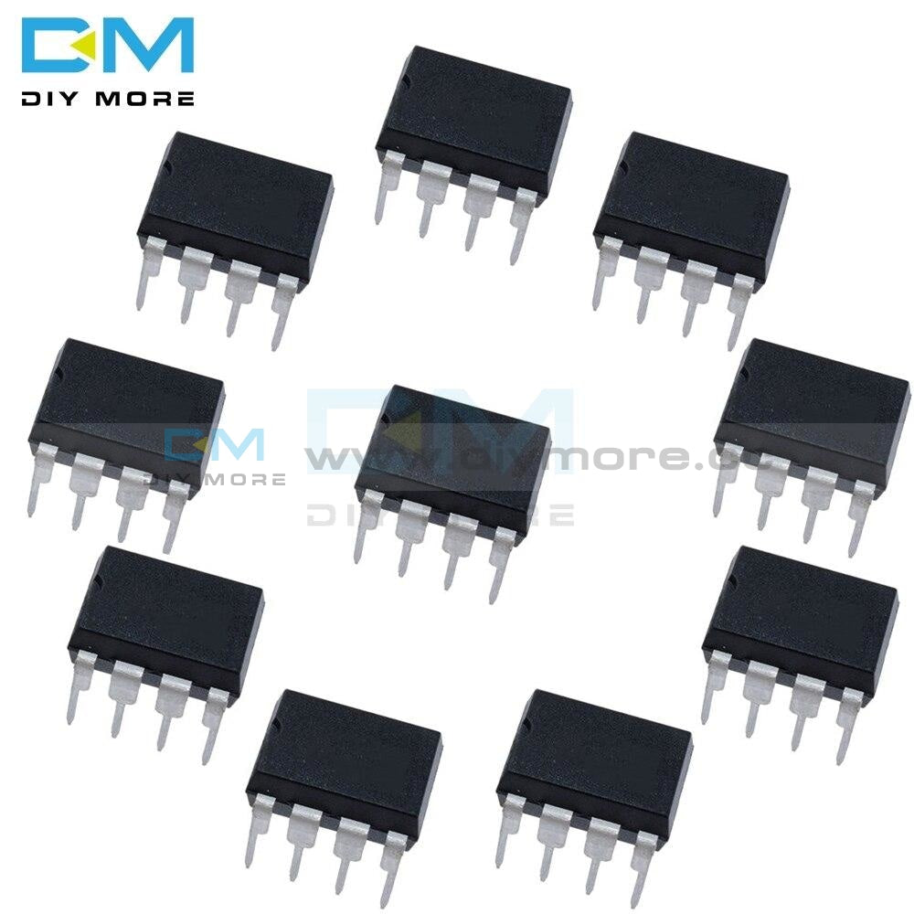 100Pcs Lm 393 Lm393P Dip8 Lm393 Dip 8 Lm393N Ic Chip Integrated Circuits