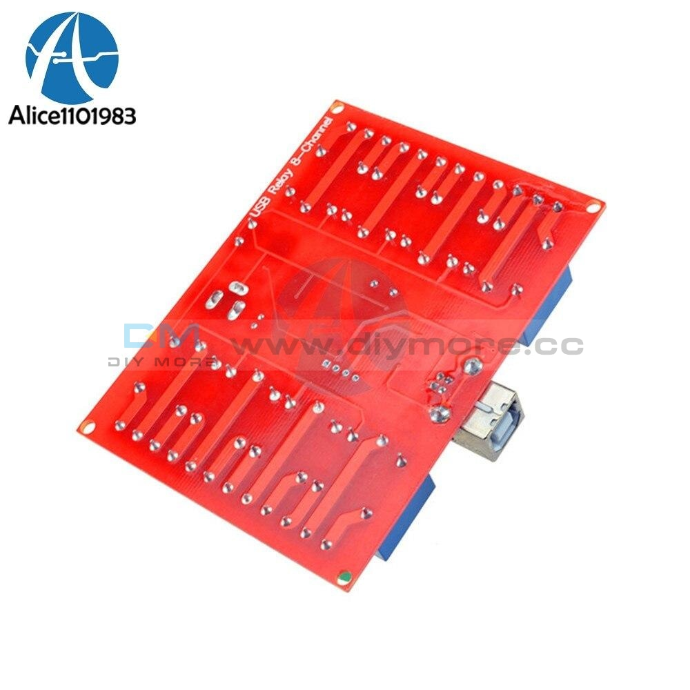 8 Channel 5V Relay Module Shield For Arduino Uno Meage 2560 1280 Arm Pic Avr Dsp 8-Channel Delay