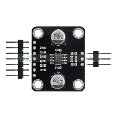 Opa1632 Fully-Differential Audio Operational Amplifier Board Adc Driver Module Minimizes Common Mode
