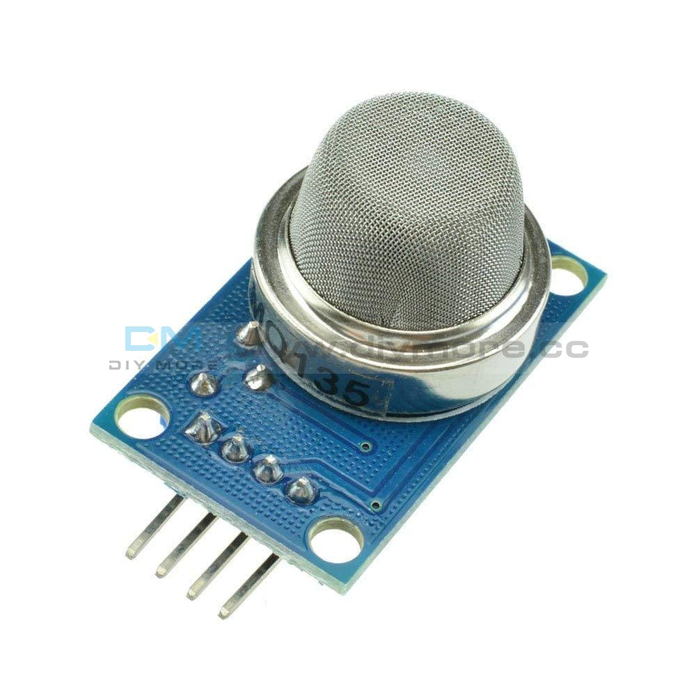Mq135 Mq-135 Air Quality Hazardous Gas Detection Module For Arduino Interface