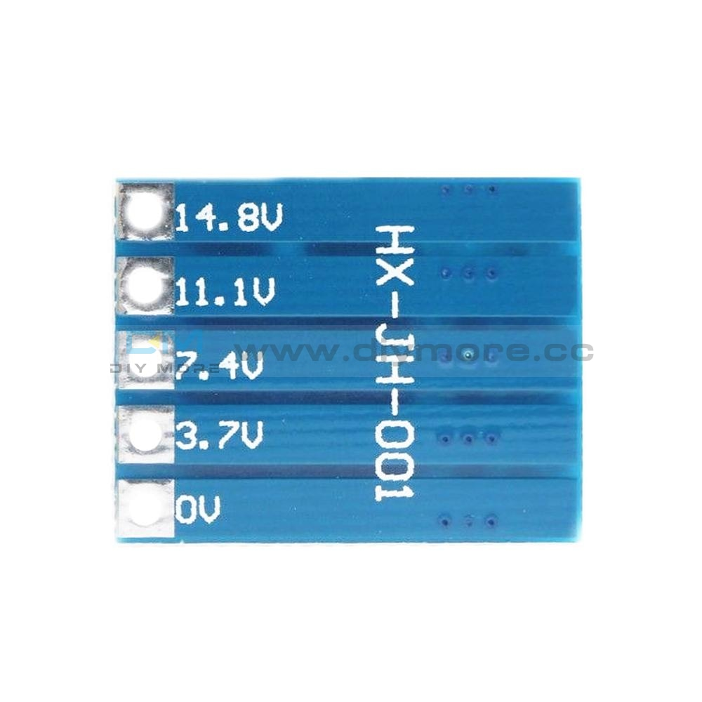 3S 4S 5S 6S 7S 8S 4.2V Balance Function Protection Board 66Ma Li-Ion Lipo Battery Lithium 18650