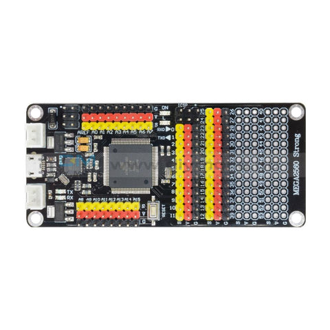 Dm Strong Shield Mega2560 R3 Development Board Atmega2560 Atmega16U2 Microcontroller Compatible With