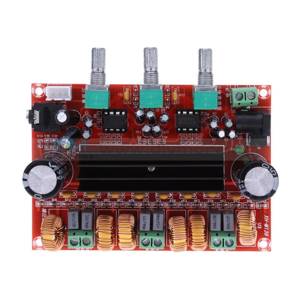 Tpa3116D2 50Wx2+100W 2.1 Channel Digital Subwoofer Power Amplifier Board