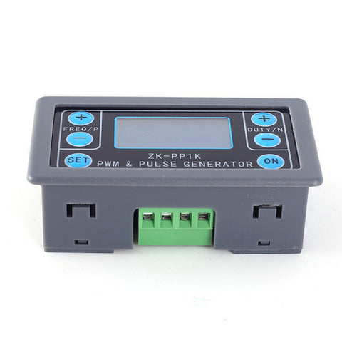 Dual Mode PWM Generator & Pulse Generator Frequency Duty Cycle Adjustable Module