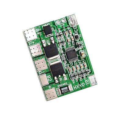 4S 8A 12.8V LiFePo4 LiFe BMS Li-ion Lithium Battery Protection Circuit Board New