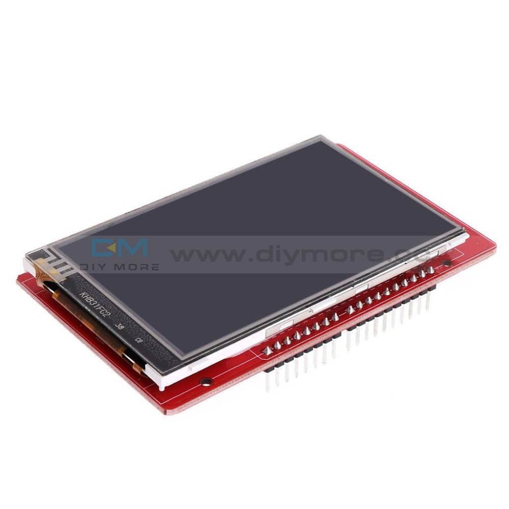 3.2 Inch Tft Lcd 5V Expansion Shield Touch Screen With Pen For Arduino Display Module