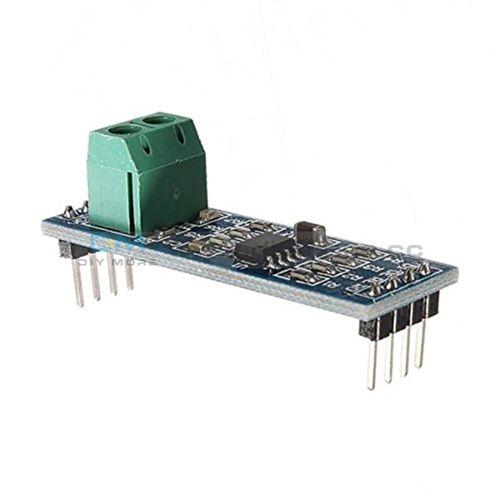 Max485 Rs-485 Ttl To Rs485 Max485Csa Converter Module For Arduino 1Pcs/5Pcs Interface