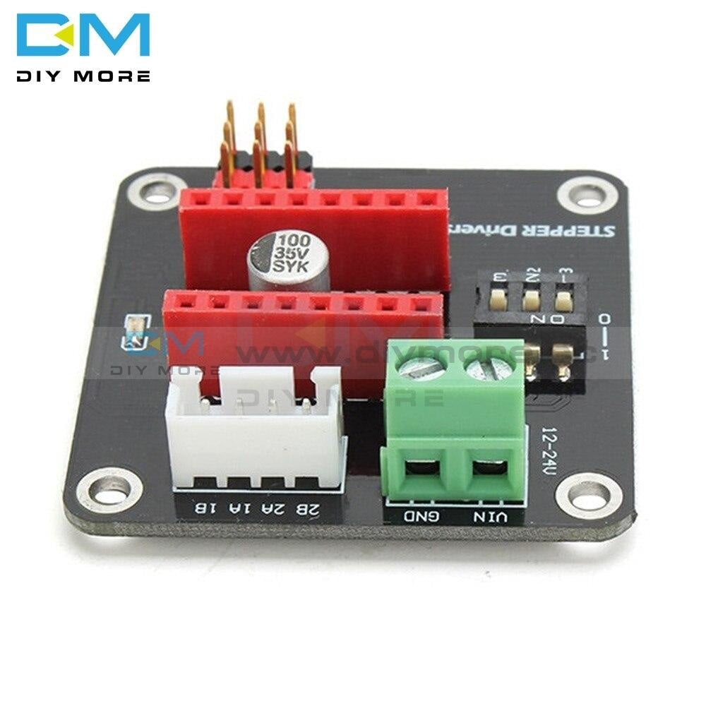 40V D Printer 40CH Stepper Motor Driver Shield Expansion Board A40 RV88240  Board