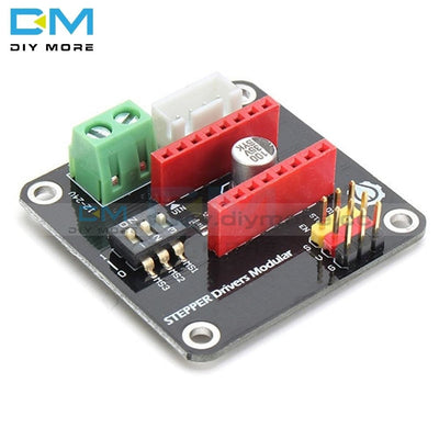 42 Ch Stepper Motor Driver Expansion Board Drivers Module Modular Drv8825/a4988 For Uno R3 3D