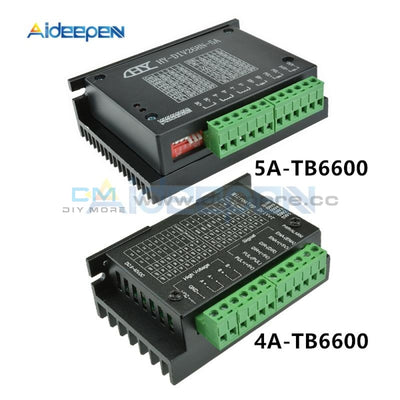 4A 5A Tb6600 Single Axis Stepper Motor Driver Controller Board Cnc Engraving Machine 1 Stepping