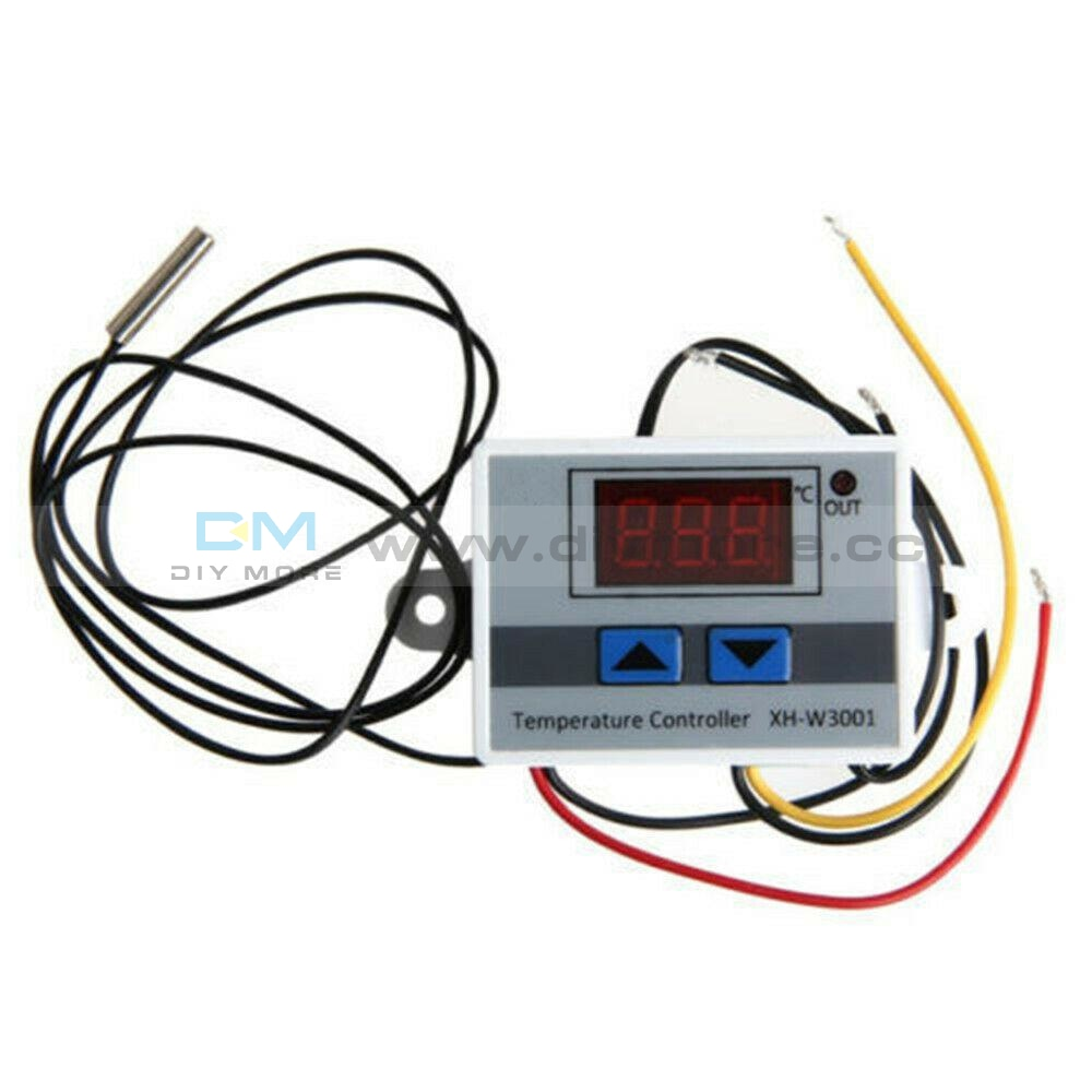 Ac 110-220V W3001 Led Digital Temperature Controller Thermostat Control Switch