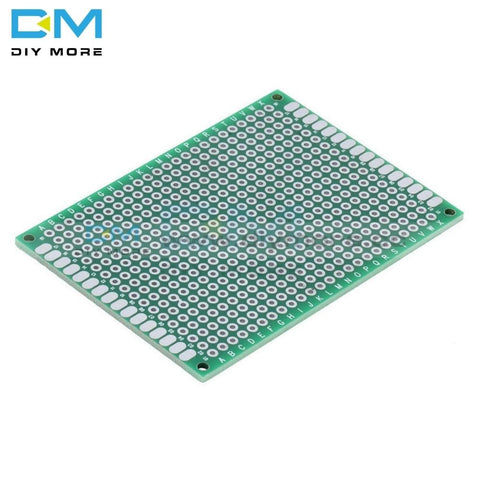 5Pcs Double Side 5X7 5 X 7 Cm 50X70 50X70Mm 5X7Cm Prototype Universal Fr 4 Glass Fiber Pcb Board
