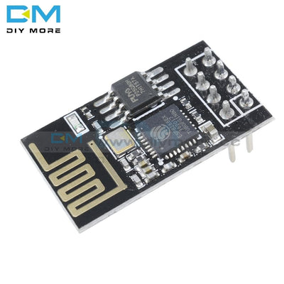 5Pcs Esp8266 Esp01 Esp 01 01S Serial Wifi Module For Arduino Wireless Transceiver Board 3V 3.6V Uart