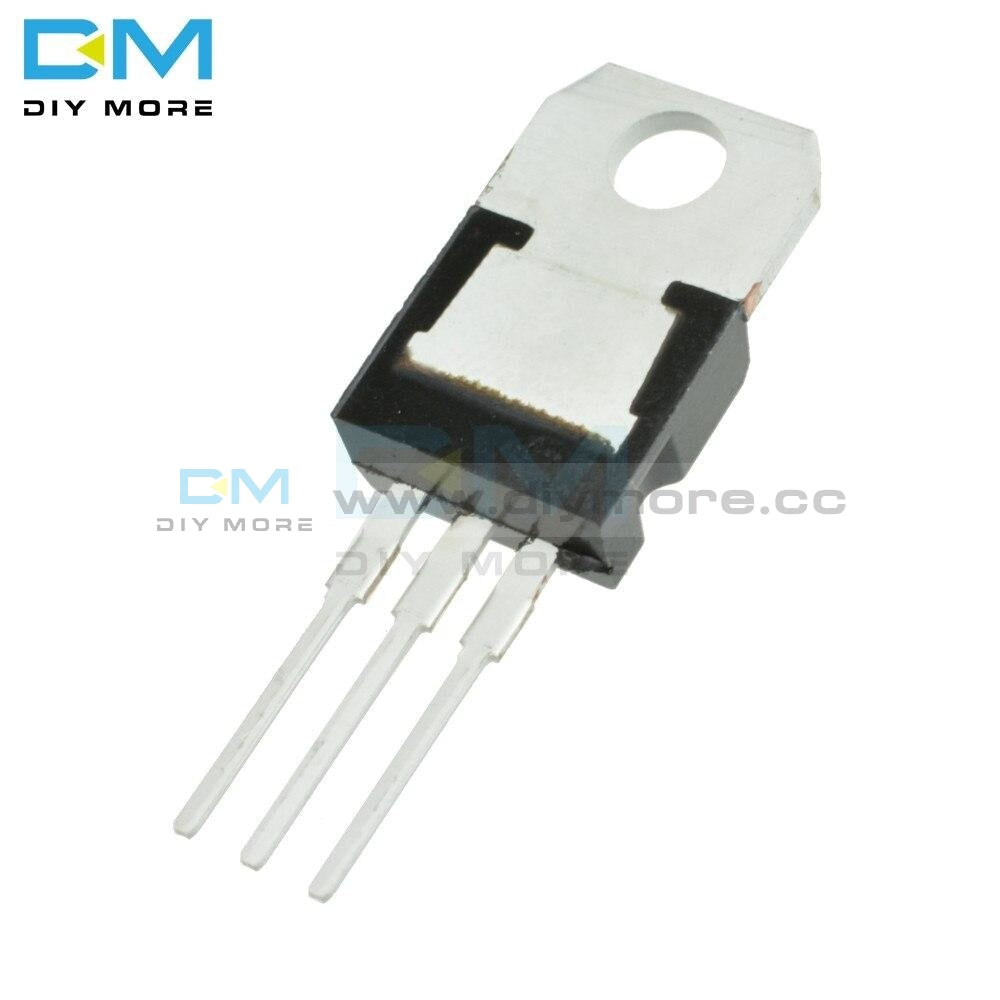 5Pcs To 220 Lm7805 L7805 7805 Voltage Regulator Ic Chip Integrated Circuits