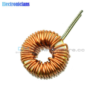 5Pcs Toroid Core Inductors Wire Wind Wound For Diy Mah 100Uh 6A Coil Gps/gprs Module