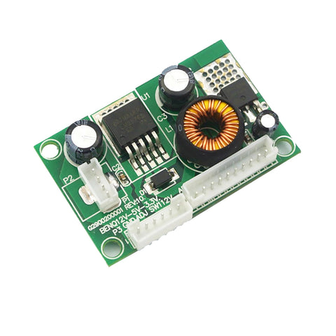 CA-1253 DC/DC Step-Down Module 12V To 5V To 3.3V LCD Oower Board