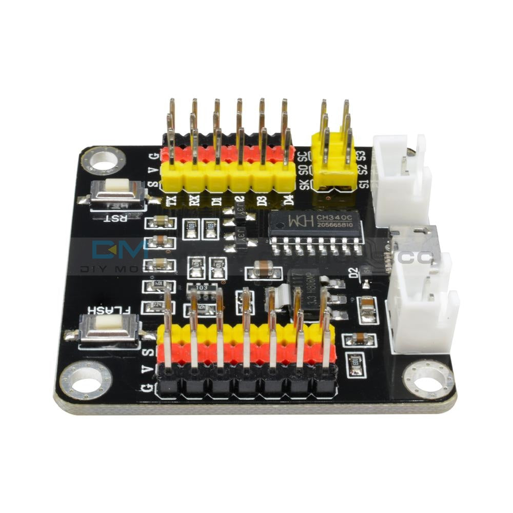 Esp8266 Esp-12E Wireless Wifi Development Board Ch340 Microcontroller Module Dm Strong Shield For
