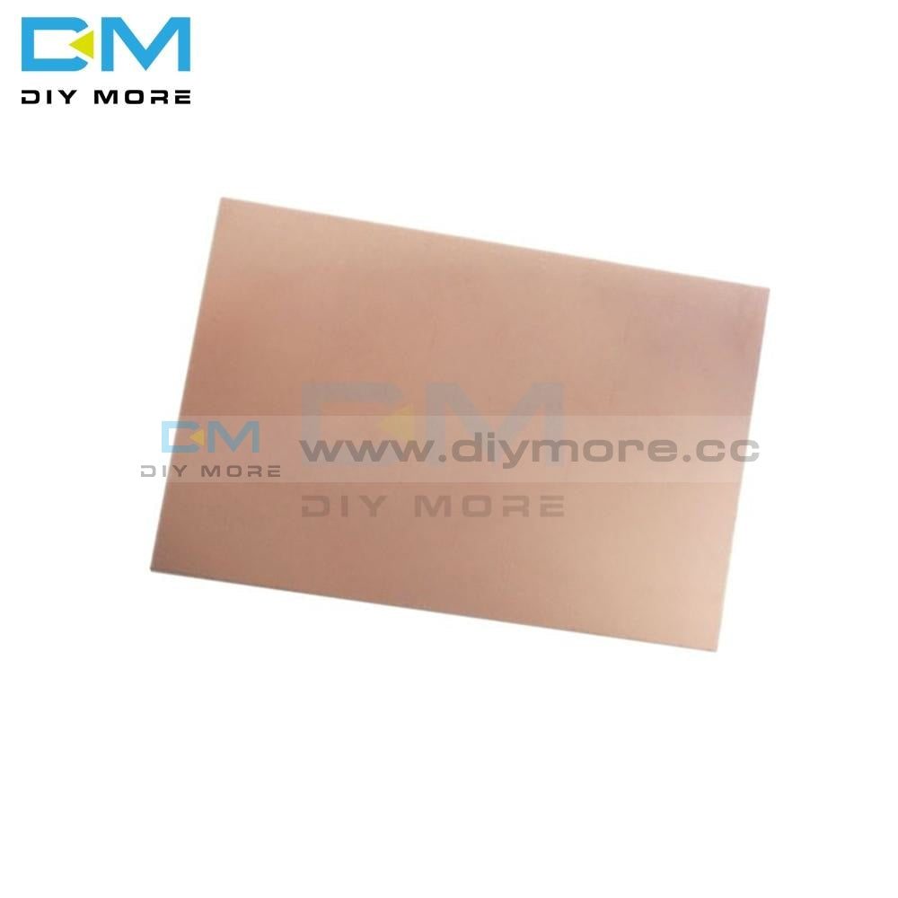 5Pcs Double Side 75X100X1.5Mm Fr4 Copper Clad Laminate Sheet Circuit Pcb 10X7.5Cm Double-Sided