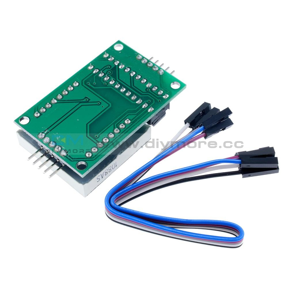 Max7219 8 X Dots Led Matrix Module Mcu Led Display Controller For Arduino 5V Interface Output Input