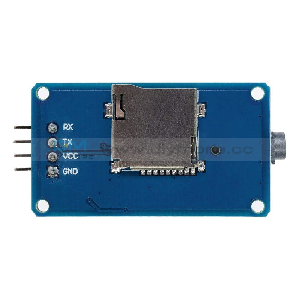 Yx5300 Uart Control Serial Mp3 Music Player Module For Arduino/avr/arm/pic Interface