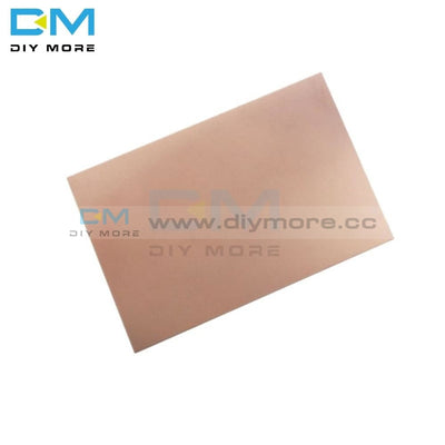 75X100X1.5Mm Fr4 Copper Clad Laminate Sheet Circuit Double Side Pcb 10X7.5Cm Double-Sided