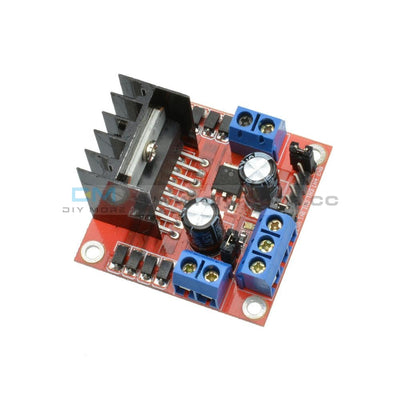 25W Driver Motor Controller Board Module L298N Dual H Bridge Dc For Arduino Smart Car Robot Speed