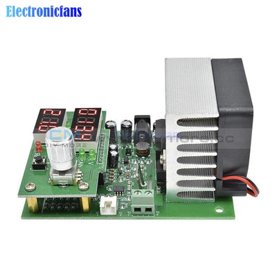9.99A 30V 60W Constant Current Electronic Load Discharge Battery Capacity Tester Gps/gprs Module