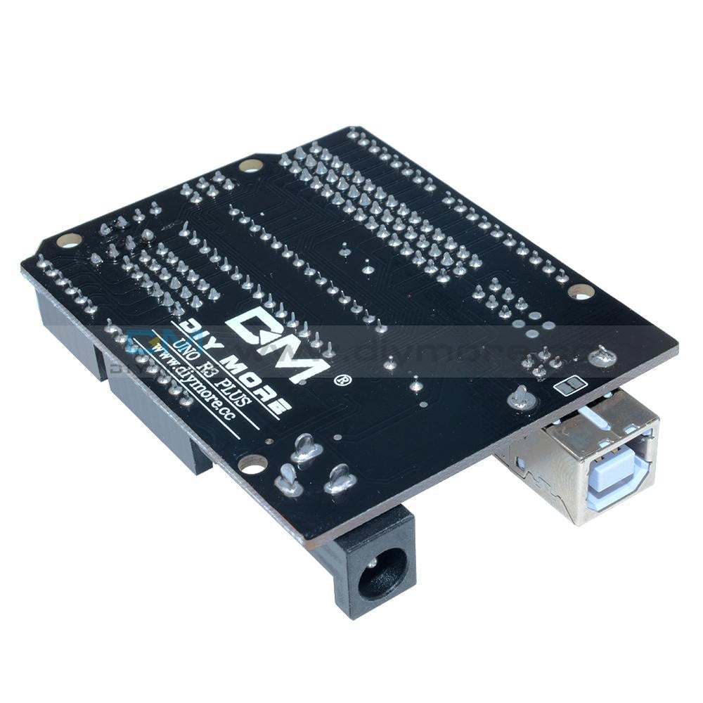 Uno R3 Plus Sensor I/o Shield Development Board Atmega328P Atmega16U2 Multifunctional