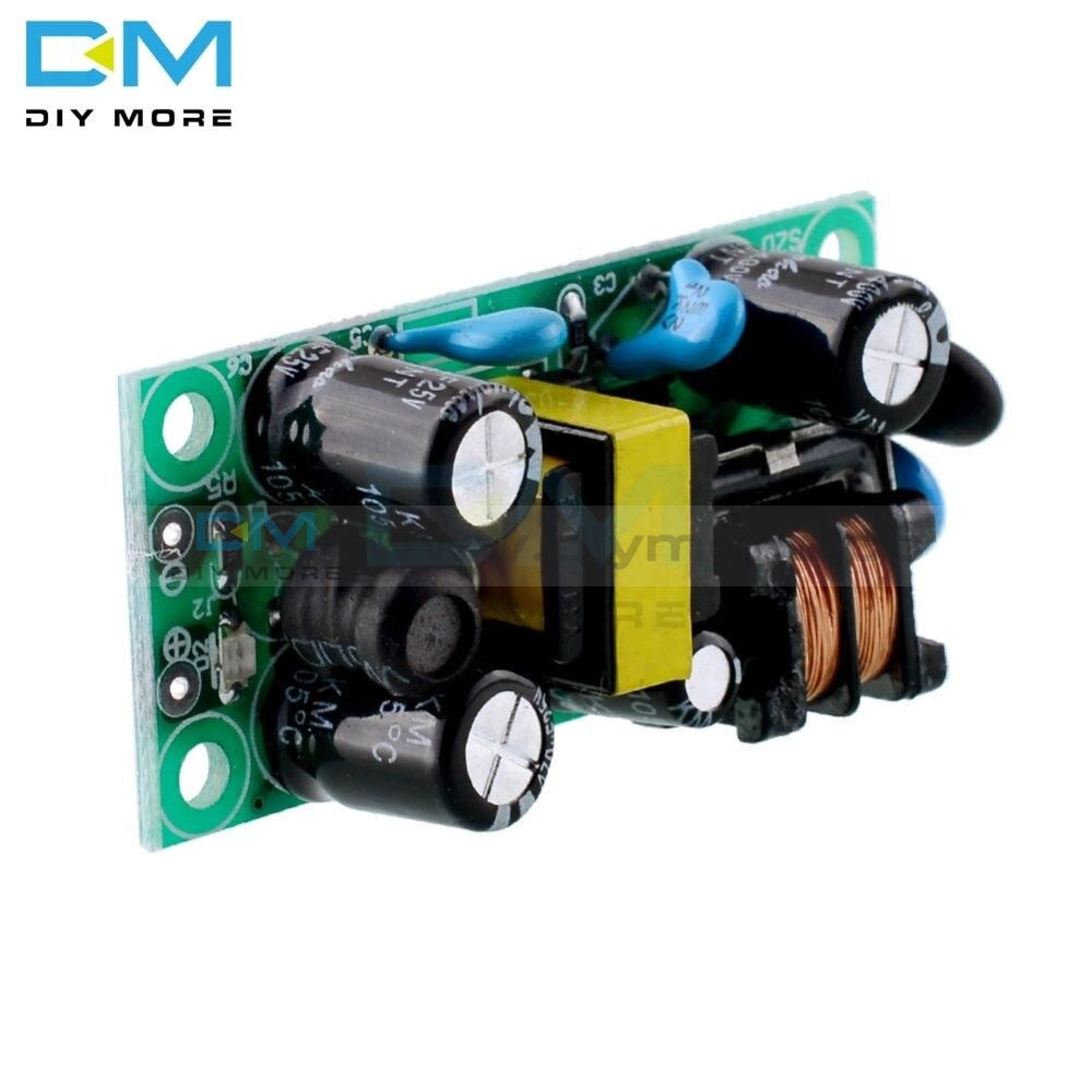 Ac Dc 12V 5V 500Ma 1000Ma Buck Converter Board Power Supply Step Down Module Isolation Integrated