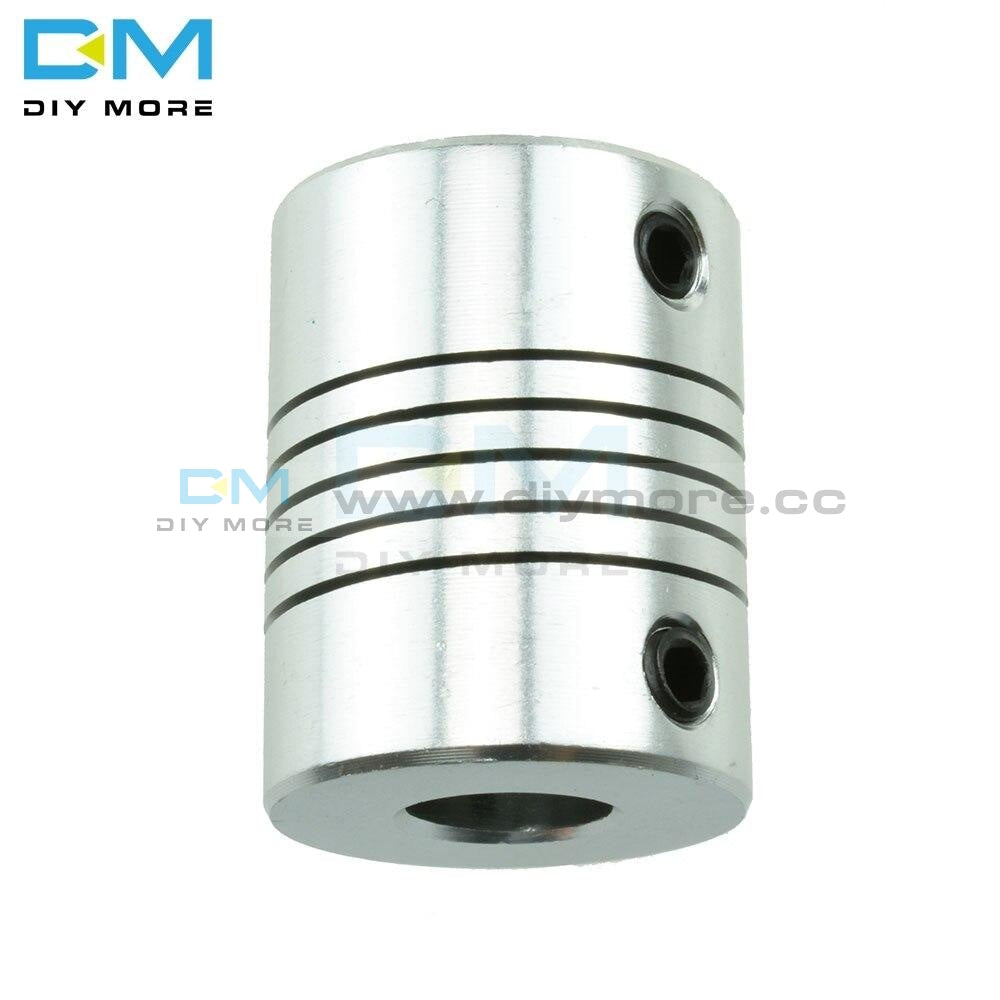 D19L25 Flexible Motor Shaft Coupling Cnc Stepper Coupler Connector 6.35X8Mm 5X8Mm 5X10Mm 8X8Mm