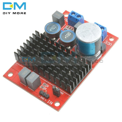 Dc 12V 24V Tpa3116 Mono Channel Digital Power Audio Amplifier Board Btl Out 100W Module 3300/25V