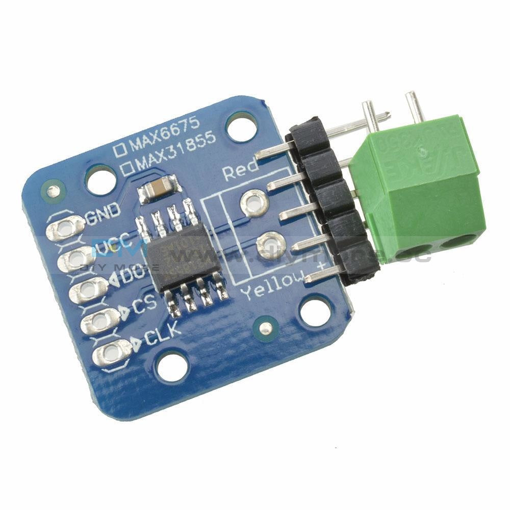 Max31855 K Type Thermocouple Breakout Board Temperature -200C To +1350°C For Arduino Adapter Module