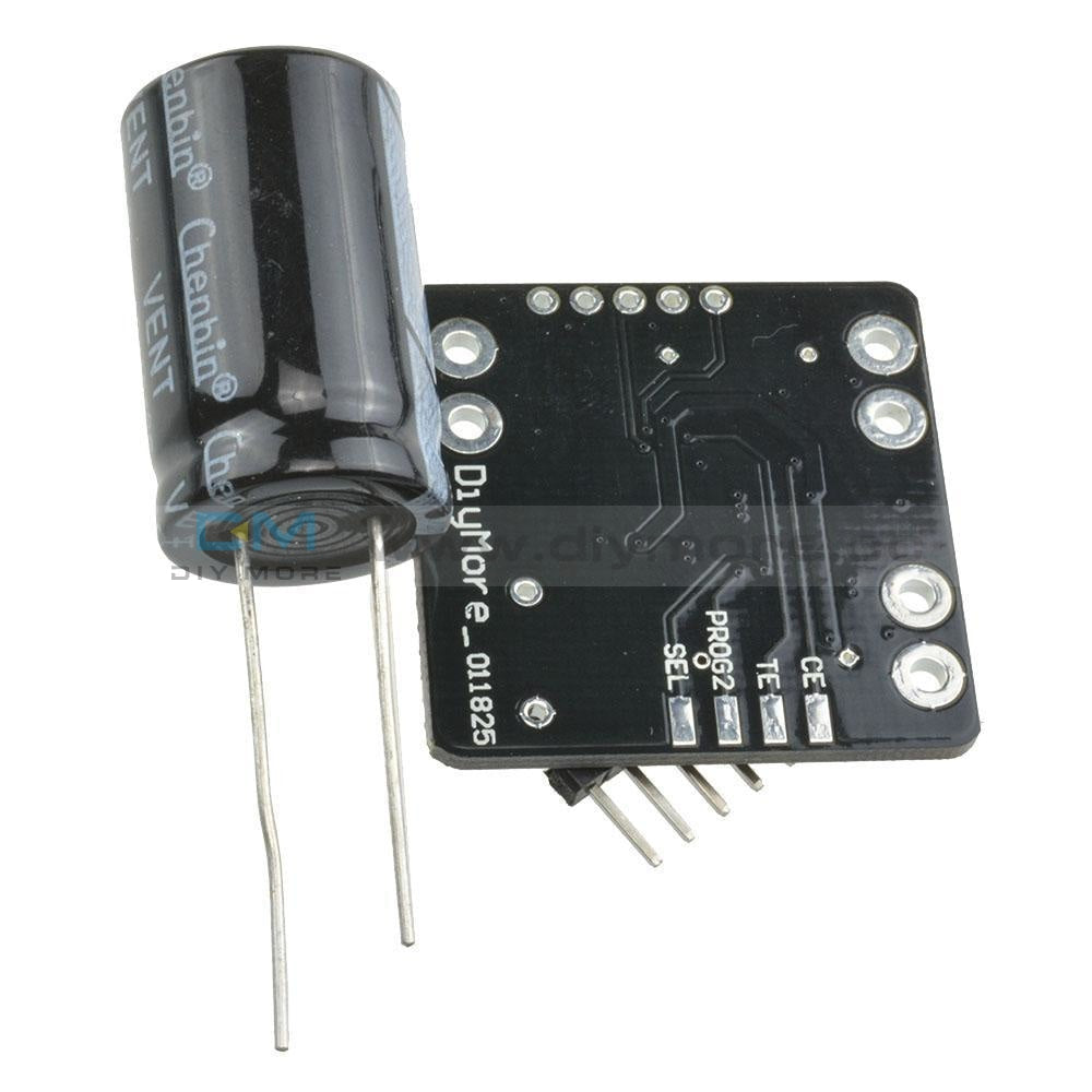 Mcp73871 Usb Dc Solar Lipoly Lithium Lon Polymer Charger 3.7/4.2V Battery Module Interface