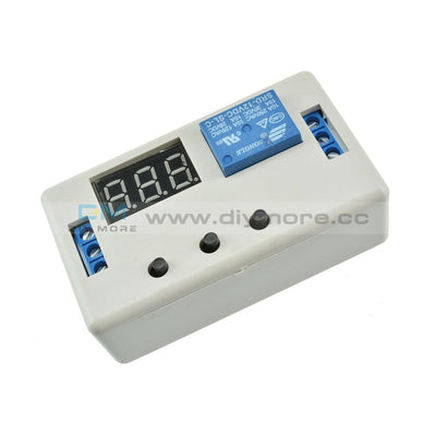 12V Led Automation Delay Timer Control Switch Relay Module With Case