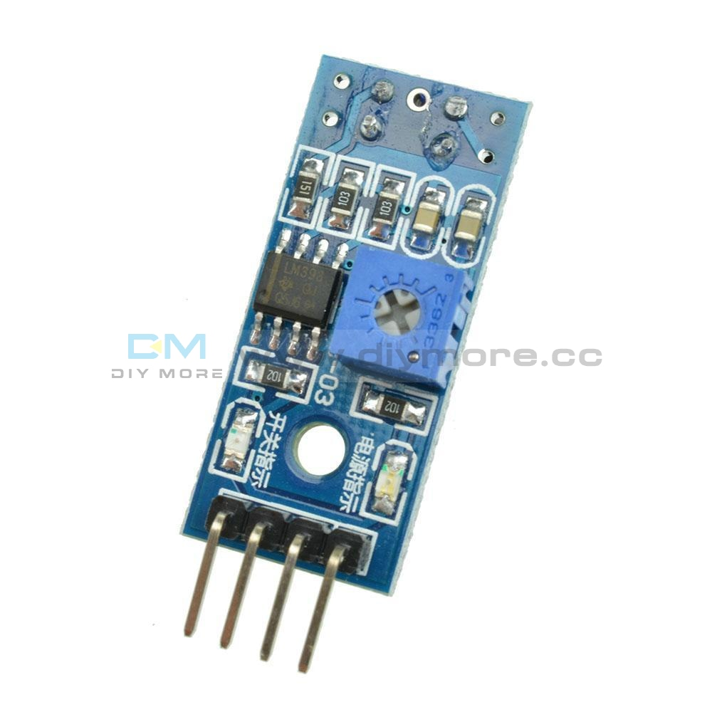 Tcrt5000 Obstacle Avoidance Infrared Track Sensor Module For Arduino Car Gps/gprs