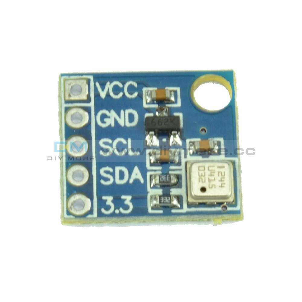 5Pin Gy-68 Bmp180 Replace Bmp085 Digital Barometric Pressure Sensor Module Gy68 For Arduino 3.3V/5V
