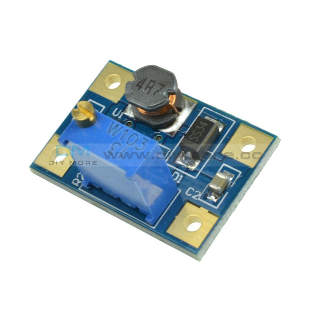 Dc-Dc Sx1308 2A Converter Step-Up Adjustable Power Module Booster Step Up