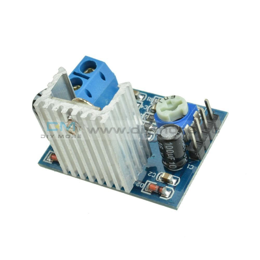 Power Supply Tda2030 Audio Amplifier Board Module Tda2030A 6-12V Single