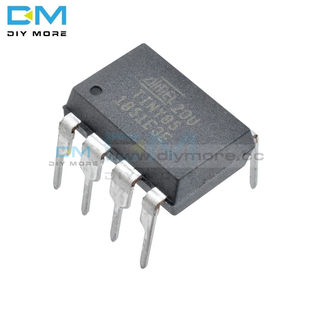 Diymore Original Attiny85 20Pu 20 Dip Electronic Diy Integrated Circuits