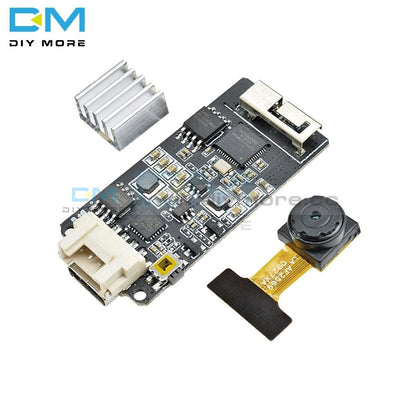 Esp32 Cam Module 2Mp Ov2640 Camera Sensor Type C Usb Development Board For Arduino Wifi Transceiver