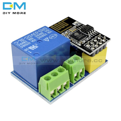 Esp8266 Esp 01S 5V Wifi Relay Module Things Smart Home Remote Control Switch For Arduino Phone App