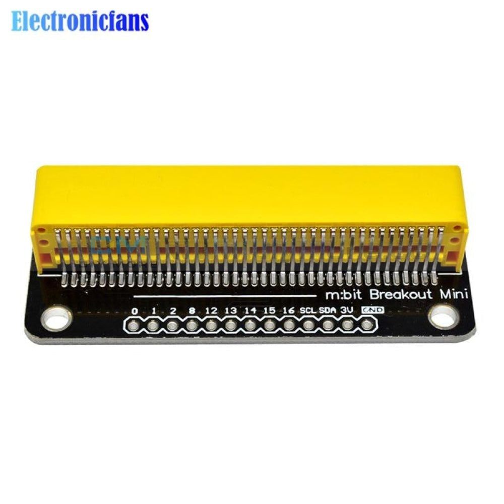 Expansion Board Breakout Breadboard Adapter Plate Mini Module For Bbc Micro:bit Microbit Development