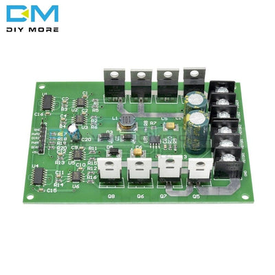 High Quality Newest H-Bridge Dual Motor Driver Drive Module Board Dc Mosfet Irf3205 3V-36V 10A 30A