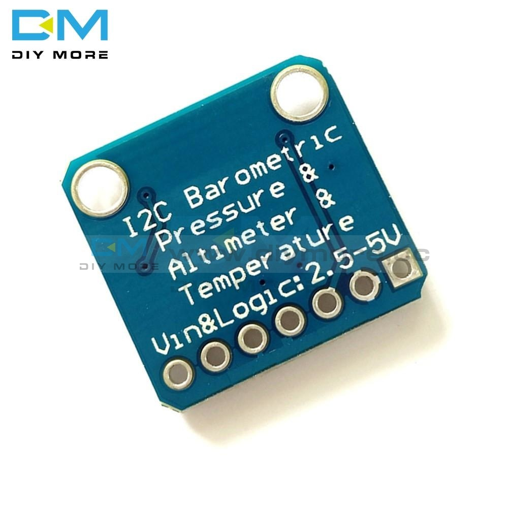 Mpl3115A2 Temperature Pressure Measure Altitude Board Sensor Module For Arduino Altimeter Iic I2C