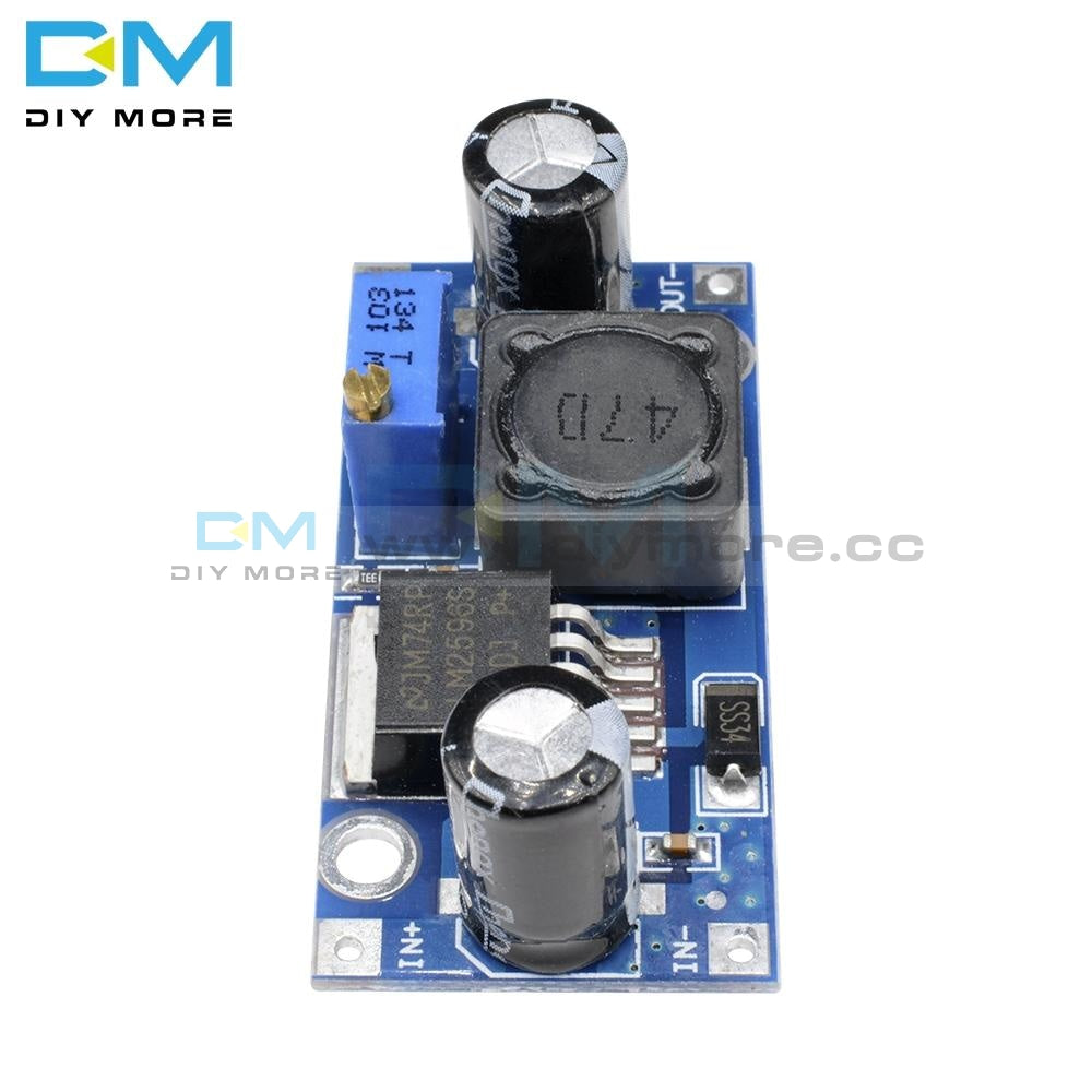 Lm2596 Power Supply Module Dc-Dc 3A Adjustable Buck Converter Step Down Board Output 4V-35V